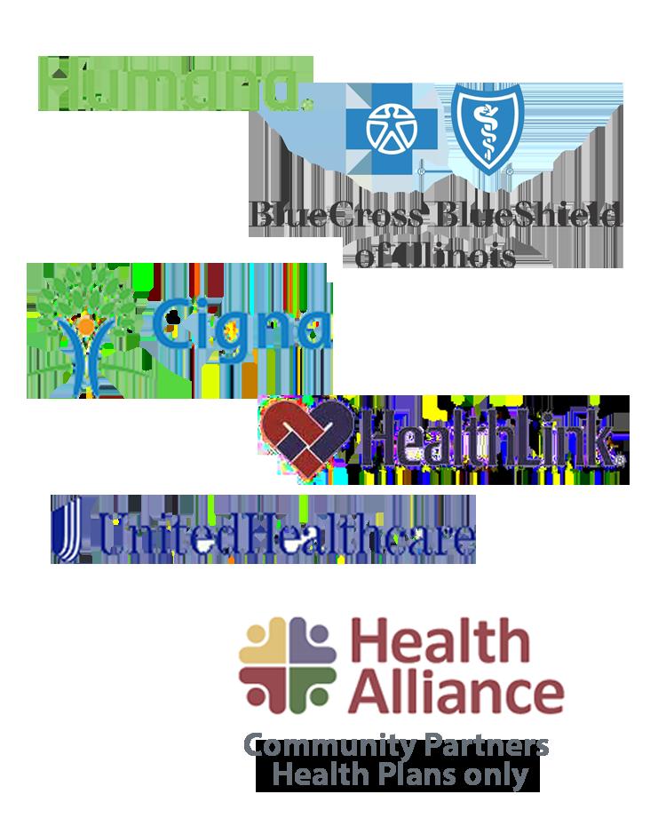 Insurance Logos - 217 Immediate Care
